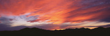 Sunset over Black Hills National Forest Custer Park State Park SD USA Photographic Print by  Panoramic Images
