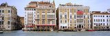 Palazzi Facades Along the Canal, Grand Canal, Venice, Veneto, Italy Photographic Print by Panoramic Images 