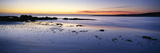 Beach at Sunrise, Jeanneret Beach, Bay of Fires National Park, Tasmania, Australia Fotografie-Druck von  Panoramic Images