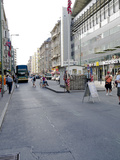 Tourists at the Checkpoint Charlie, Berlin, Germany Photographic Print by  Panoramic Images
