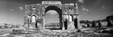 Ancient Roman Ruins at an Archaeological Site, Volubilis, Morocco Photographic Print by  Panoramic Images