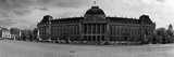 Facade of the Palace, Royal Palace of Brussels, Brussels, Belgium Photographic Print by  Panoramic Images