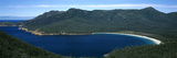 High Angle View of a Bay, Wineglass Bay, Freycinet National Park, Tasmania, Australia Photographic Print by  Panoramic Images