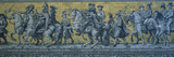 Mural on the Wall of a Palace, Procession of Princes, Royal Palace, Dresden, Germany Photographic Print by  Panoramic Images