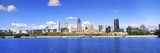 City at the Waterfront, Lachine Canal, Montreal, Quebec, Canada 2009 Photographic Print by  Panoramic Images
