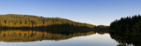 Reflection of Trees in Water, Windgfallweiher Lake, Lenzkirch, Black Forest, Schwarzwald, Baden-... Photographic Print by  Panoramic Images
