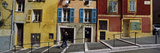 Houses in a Town, Nice, Alpes-Maritimes, Provence-Alpes-Cote D'Azur, France Photographic Print by  Panoramic Images
