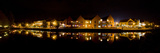 Norwich Riverside at Night, Norfolk, England Photographic Print by  Panoramic Images