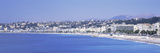 City at Waterfront, French Riviera, Nice, Alpes-Maritimes, Provence-Alpes-Cote D'Azur, France Photographic Print by  Panoramic Images