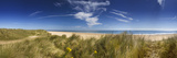 Marram Grass, Dunes and Beach, Winterton-On-Sea, Norfolk, England Photographic Print by  Panoramic Images