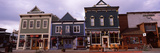 Buildings in a Town, Crested Butte, Gunnison County, Colorado, USA Photographic Print by  Panoramic Images