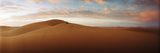 Couple Sitting on Top of a Sand Dune in the Sahara Desert, Morocco Photographic Print by  Panoramic Images