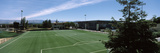 Soccer Field at a University Campus, Santa Clara University, Santa Clara, California, USA Photographic Print by  Panoramic Images