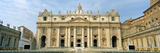 St. Peter's Basilica, St. Peter's Square, Rome, Italy Photographic Print by  Panoramic Images