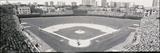USA, Illinois, Chicago, Cubs, Baseball Papier Photo par  Panoramic Images