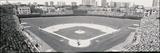 USA, Illinois, Chicago, Cubs, Baseball Fotografiskt tryck av Panoramic Images,