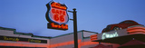 Low Angle View of a Road Sign, Route 66, Arizona, USA Photographic Print by  Panoramic Images