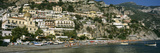 Buildings in a Town, Positano, Amalfi, Amalfi Coast, Campania, Italy Photographic Print by  Panoramic Images