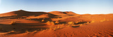 Desert at Sunrise, Sahara Desert, Morocco Photographic Print by  Panoramic Images