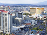 Caesars Palace, the Strip, Las Vegas, Clark County, Nevada, USA Photographic Print by Panoramic Images