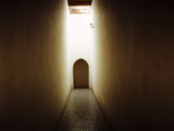 Corridor Inside the Bahia Palace, Marrakesh, Morocco Photographic Print by  Panoramic Images