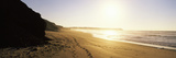 Sunset over the Beach, Lagos, Faro District, Algarve, Portugal Photographic Print by  Panoramic Images