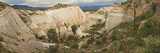 Rock Formations on a Landscape, Kasha-Katuwe Tent Rocks, Santa Fe, New Mexico, USA Photographic Print by  Panoramic Images