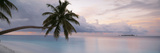Indian Ocean Maldives Photographic Print by Panoramic Images