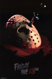 Friday the 13th - Mask Pósters