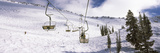 Ski Lifts in a Ski Resort, Snowbird Ski Resort, Utah, USA Photographic Print by  Panoramic Images