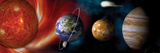 Sun and Planets Photographic Print by  Panoramic Images