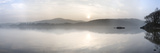 Lake at Sunset, Coniston Water, English Lake District, Cumbria, England Photographic Print by  Panoramic Images