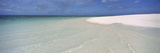 Tide Lapping on the Beach, Shark Bay, Heron Island, Whitsunday Islands, Queensland, Australia Photographie par Panoramic Images