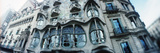 Architectural Detail of Building Built by the Catalan Architect Antoni Gaudi, Casa Batllo, Barce... Photographic Print by  Panoramic Images