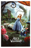 Alice in Wonderland - Alice Tryckmall
