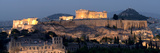 Ruins of a Temple, Athens, Attica, Greece Photographic Print by  Panoramic Images