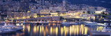 Harbor Monte Carlo Monaco Photographic Print by  Panoramic Images