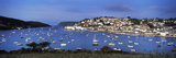 Town on an Island, Salcombe, South Hams, Devon, England Photographic Print by  Panoramic Images