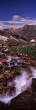 Rock Formations in a Creek, Crested Butte, Gunnison County, Colorado, USA Photographic Print by  Panoramic Images