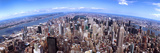 Skyscrapers in a City, Manhattan, New York City, New York State, USA 2011 Photographic Print by  Panoramic Images