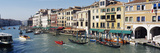 High Angle View of a Canal, Grand Canal, Venice, Italy Photographic Print by  Panoramic Images