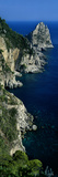 High Angle View of Rock Formations on the Coast, Faraglioni, Capri, Italy Photographic Print by  Panoramic Images