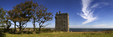 14th Century Macmahon Castle Overlooking the River Shannon at Carrigaholt, County Clare, Ireland Photographic Print by  Panoramic Images