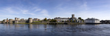 King John's Castle and Riverside Buildings, River Shannon, Limerick City, Ireland Photographic Print by  Panoramic Images