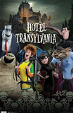 Hotel Transylvania - Group Posters
