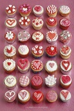Made With Love - Cupcakes Prints by Howard Shooter