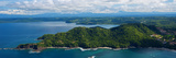 Island in Pacific Ocean, Four Season Resort, Papagayo Bay, Gulf of Papagayo, Guanacaste, Costa Rica Photographic Print by  Panoramic Images