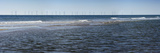 Wind Turbines in the Sea, Scroby Sands Wind Farm, Scroby Sands, Great Yarmouth, Norfolk, England Photographic Print by  Panoramic Images