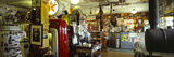 Interiors of a Store, Route 66, Hackenberry, Arizona, USA Photographic Print by  Panoramic Images