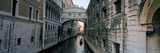 Bridge on a Canal, Bridge of Sighs, Grand Canal, Venice, Italy Photographic Print by  Panoramic Images